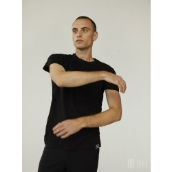 Mads  Nørgaard ● Favorite Thor ● fekete rövid ujjú pamut póló