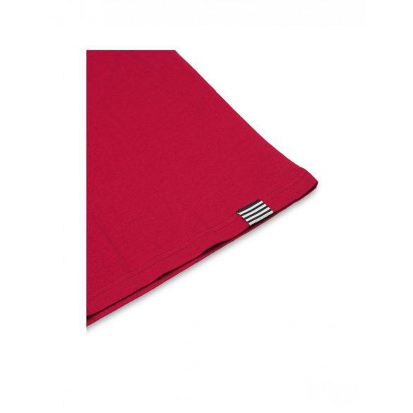 Mads  Nørgaard ● Favorite Thor ● piros rövid ujjú pamut póló