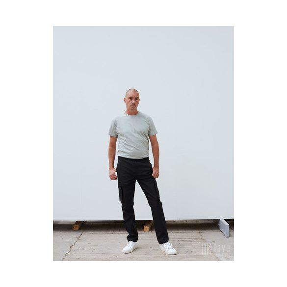 Mads  Nørgaard ● Favorite Thor ● világos khaki rövid ujjú pamut póló