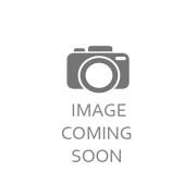 Mads Nørgaard ● Twix ● narancssárga alapon kék és fehér csíkos trikó