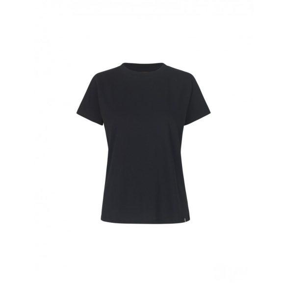 Mads  Nørgaard ● Organic Favorite Trimmy ● fekete rövid ujjú póló