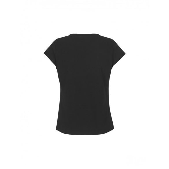 Mads  Nørgaard ● Organic Favorite Teasy ● fekete rövid ujjú póló