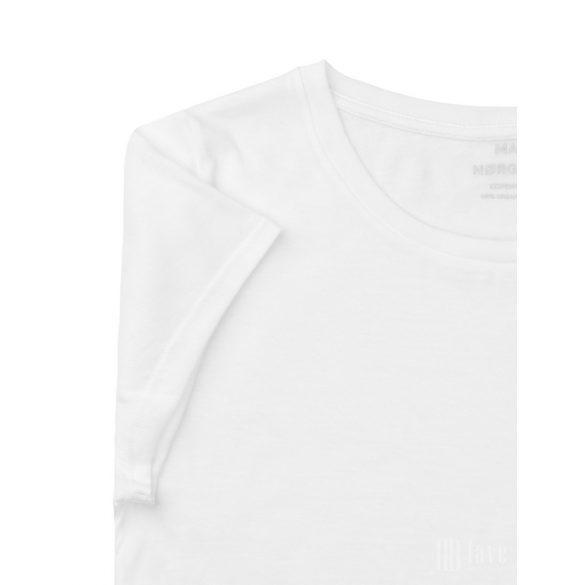 Mads  Nørgaard ● Organic Favorite Teasy ● fehér rövid ujjú póló