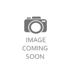 Mads  Nørgaard ● Cosy Stripe Cimona ● ekrü alapon piros csíkos gyapjú  kardigán
