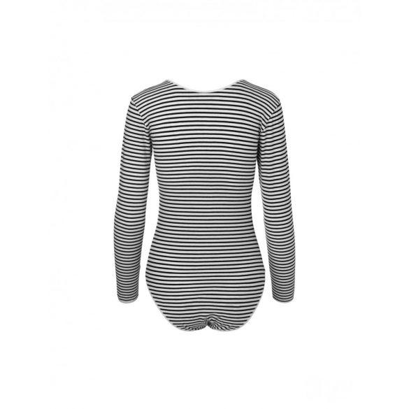 Mads Nørgaard ● Cotton Comfort Bellona ● csíkos hosszú ujjú body
