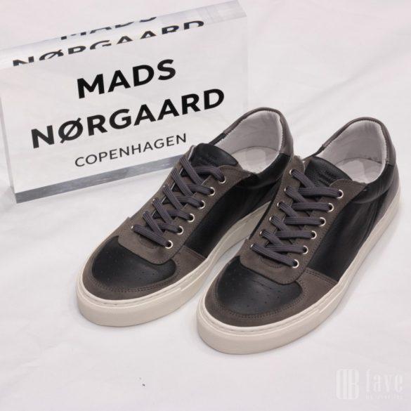 Mads Nørgaard ● Floater Mix Malik ● sötétszürke bőrcipő