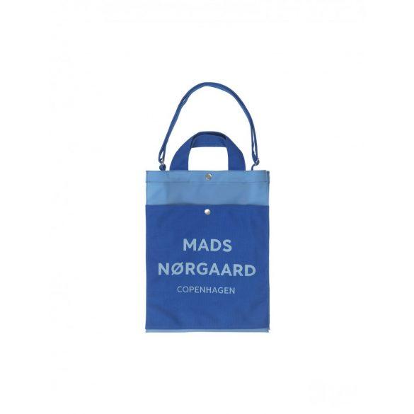 Mads  Nørgaard ● Töte Bag K ● kék vászontáska