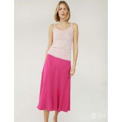 Mads Nørgaard ● Pointella Trille ● rózsaszín törtmintás pántos top
