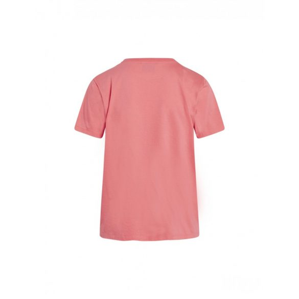 Mads  Nørgaard ● Single Organic Trenda ● rózsaszín rövid ujjú póló