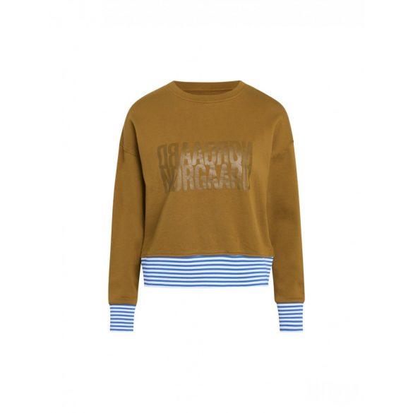 Mads Nørgaard ● Organic Sweat Tilvina ● barna hosszú ujjú pamut pulóver