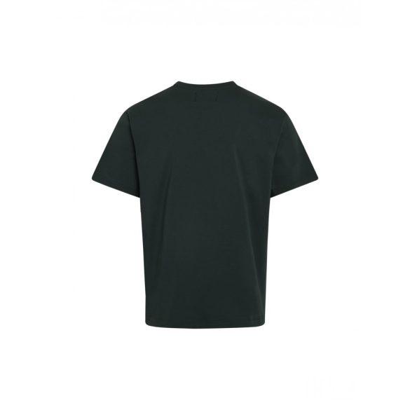 Mads  Nørgaard ● Organic Twin Kozak ● sötétzöld rövidujjú póló
