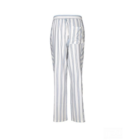 Mads  Nørgaard ● Duo Viscosa Pista ● krémszínű csíkos nadrág