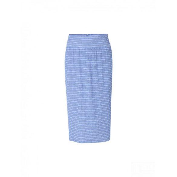 Mads  Nørgaard ● Flexi Pop Sarocca ● kék midi szoknya