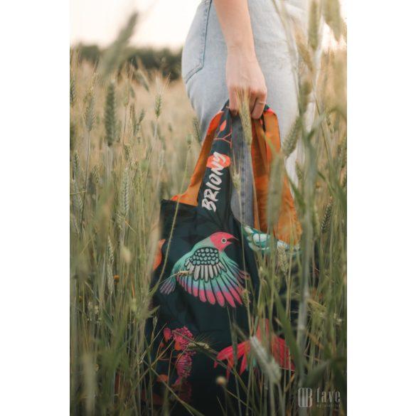 Briony ● Hummingbird ● újrahasznosított táska