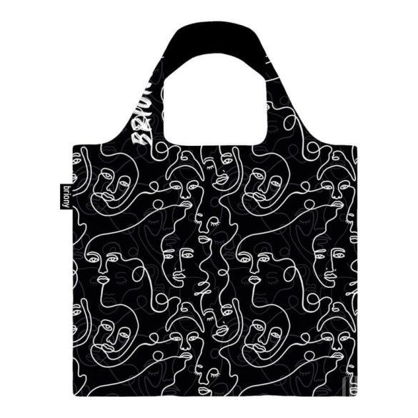 Briony ● Line art focus ● újrahasznosított táska