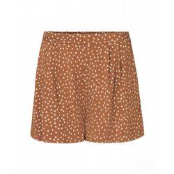 Samsøe & Samsøe ● Ganda ● barna alapon fehér pettyes rövidnadrág