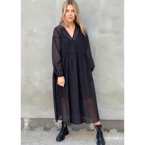Samsøe & Samsøe ● Jolie ● fekete ruha