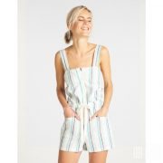 Lee ● Cami Playsuit ● fehér alapon csíkos overál
