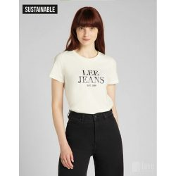 Lee ● Graphic Tee ● fehér rövid ujjú póló