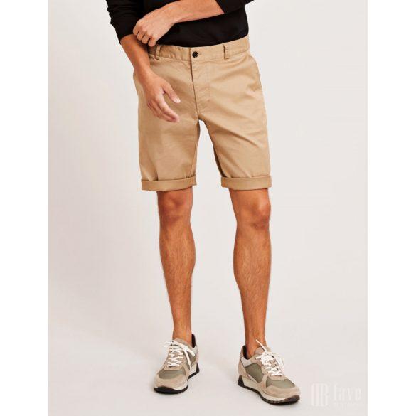 Samsøe & Samsøe ● Balder ● fekete chino bermuda
