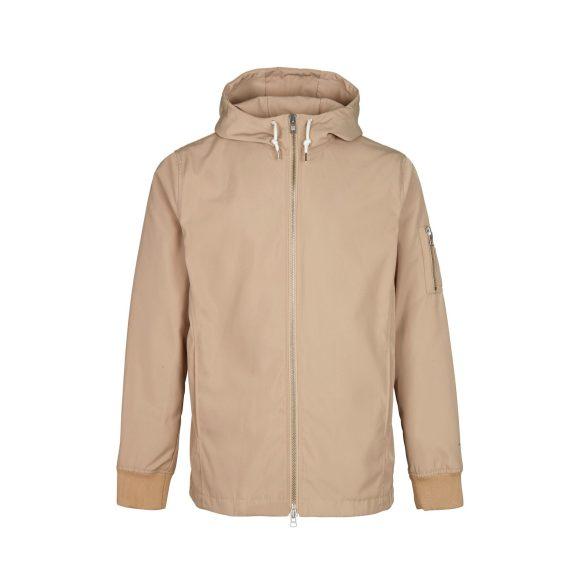 Samsøe & Samsøe ● Anzac ● drapp kapucnis dzseki