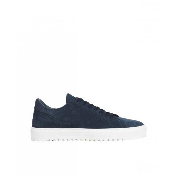 Samsøe & Samsøe ● Kolar ● sötétkék hasítottbőr cipő