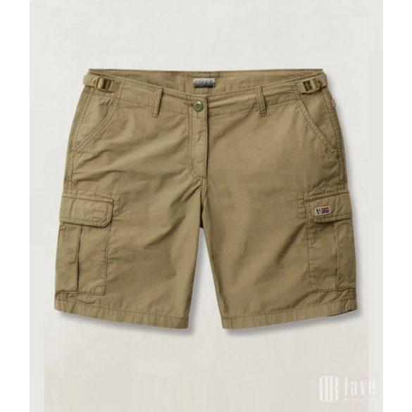 Napapijri ● Norwalk ● khakizöld zsebes bermuda