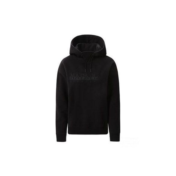 Napapijri ● Berber W Hood  ● fekete kapucnis pulóver