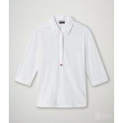 Napapijri ● Enora ● fehér 3/4 ujjú ingblúz