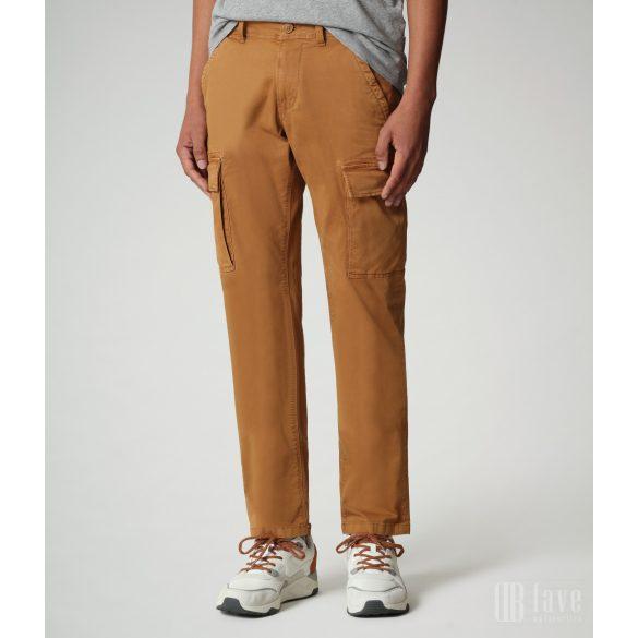 Napapijri ● Moto ● barna zsebes nadrág