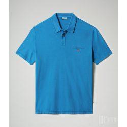 Napapijri ● Elli ● türkizkék rövid ujjú piké póló