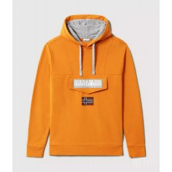 Napapijri ● Burgee ● sárga kapucnis pulóver