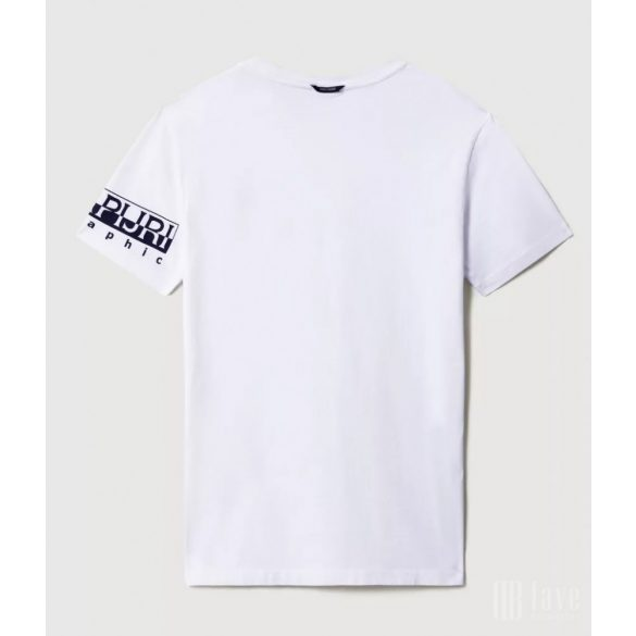 Napapijri ● Sadas ● fehér rövid ujjú póló