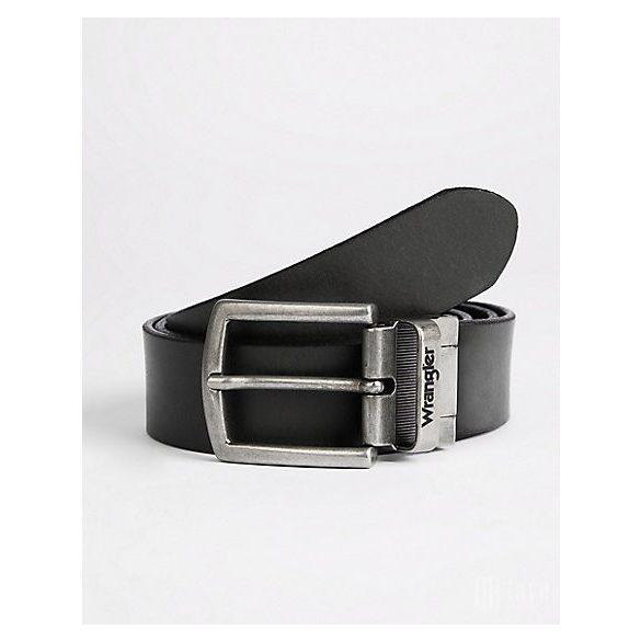 Wrangler ● 2Sided Belt ● fekete/barna bőröv