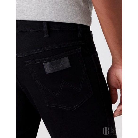 Wrangler ● Texas Slim● fekete nadrág