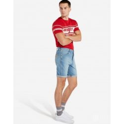 Wrangler ● 5 Pocket Short ● világoskék farmer bermuda