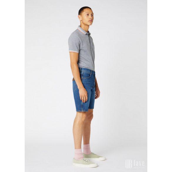 Wrangler ● 5 Pocket Short ● kék farmer bermuda