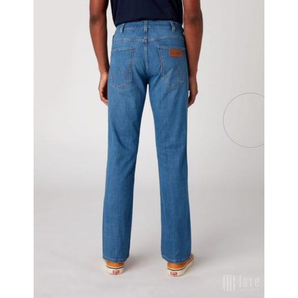 Wrangler ● Greensboro ● kék enyhén koptatott farmer