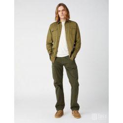 Wrangler ● Casey Cargo ● khakizöld zsebes nadrág