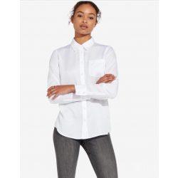 Wrangler ● One Pocket Shirt ● fehér hoszú ujjú ing