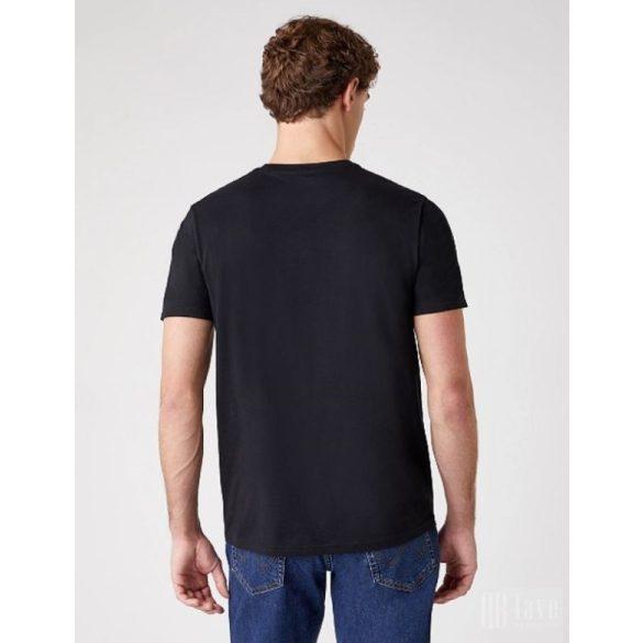 Wrangler ● SS 2PACK Tee ● fekete és fehér rövid ujjú póló (2db)